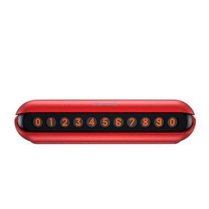 USAMS US-ZJ033 Red