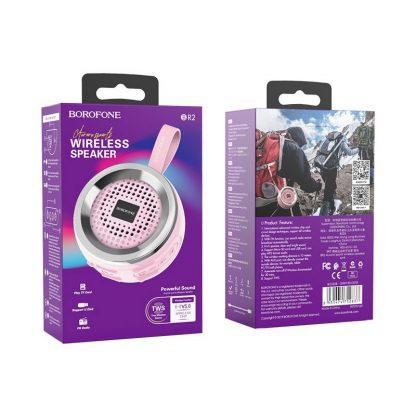 Borofone BR2 Pink