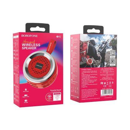 Borofone BR2 Red